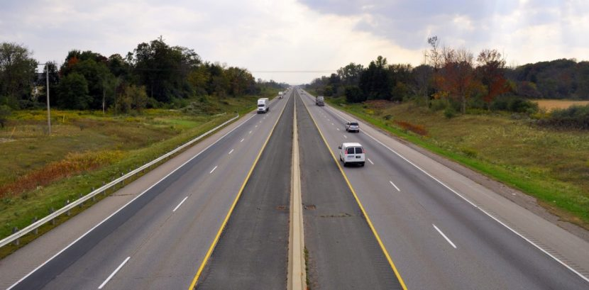 Rehabilitation Work Commences on the  Section of the M2 Motorway in South Africa