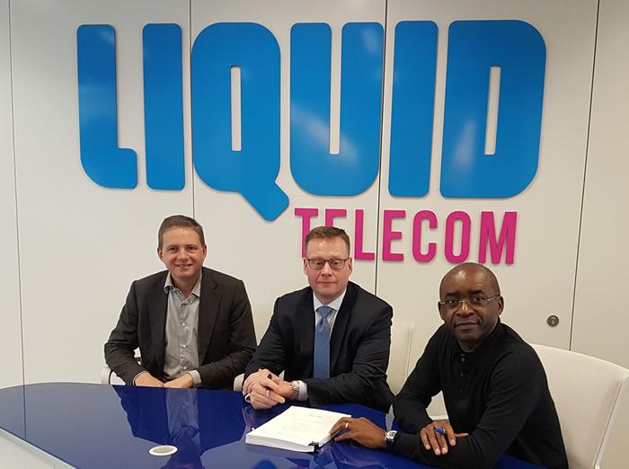 Liquid Telecom Announces Ambitious Plan To Help Develop Kenya's Rural Road Network