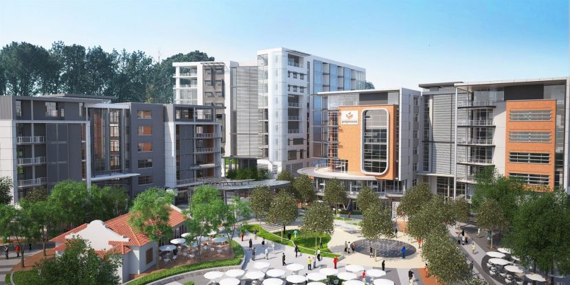 First Phase of Green Mixed-Use Precinct Loftus Park Now Open