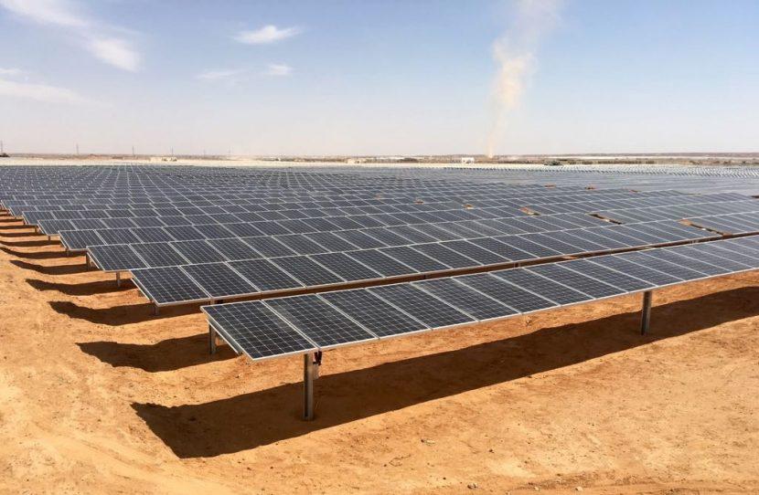 Egypt: Construction Begins At Benban Solar Park