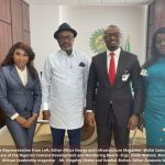 Nigerian Content Development Board, dialogues with AEI on developments in Nigeria's Oil Industry